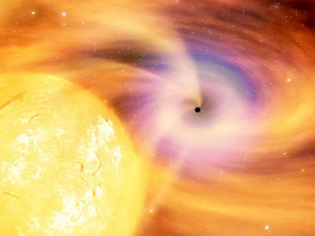 all black hole - photo #9