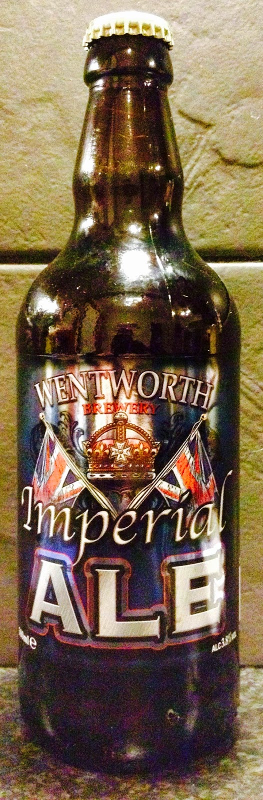 Imperial Ale (Wentworth Brewery)