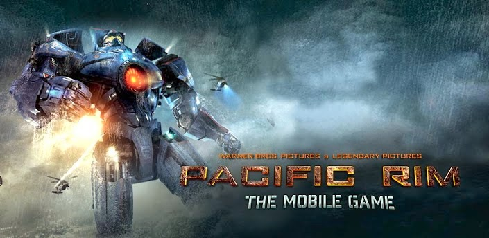Pacific Rim Mod Apk + Data Android Game Full Version