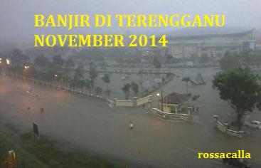 Bantuan RM500 Wang Ehsan Banjir Negeri Terengganu