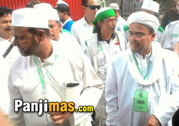 Mengejutkan; Penyedia Senjata 'Pelatihan' Aceh Oknum Polri dan Latihannya di Mako Brimob