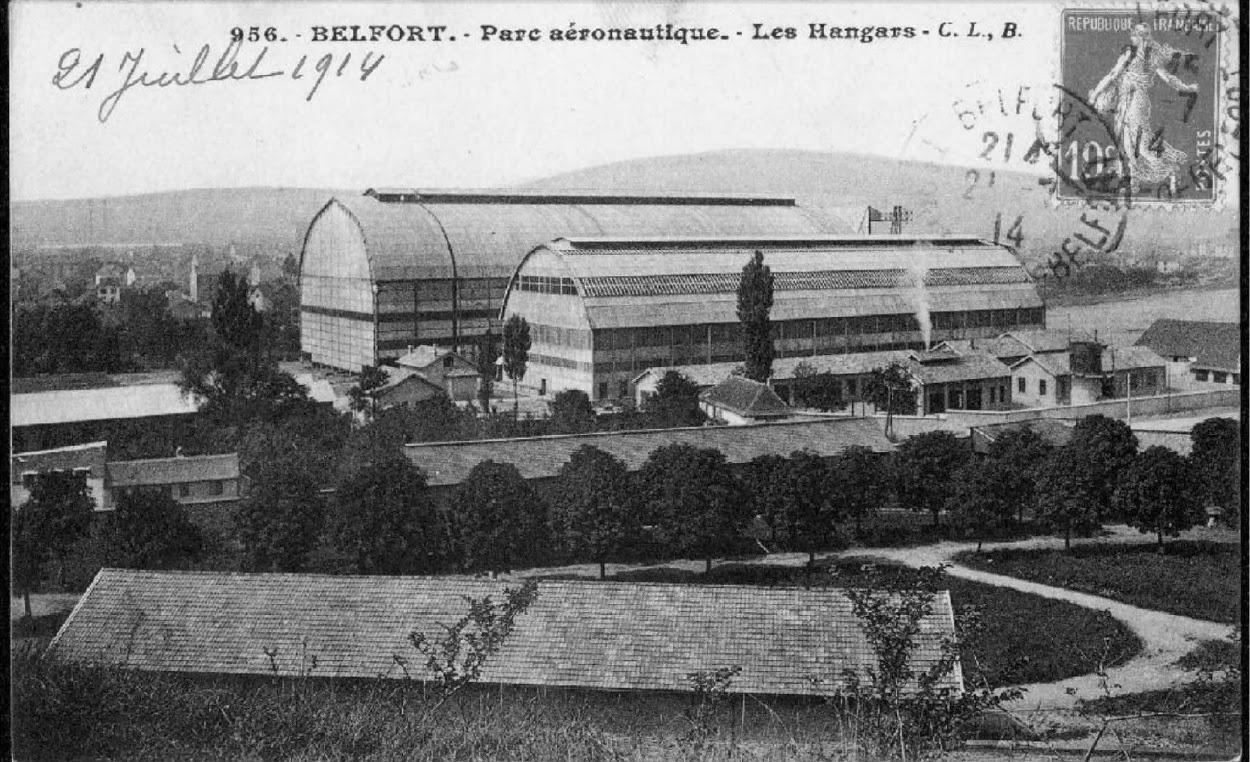 Centre aéronautique de Belfort