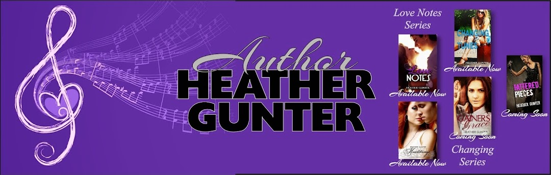 Author Heather Gunter