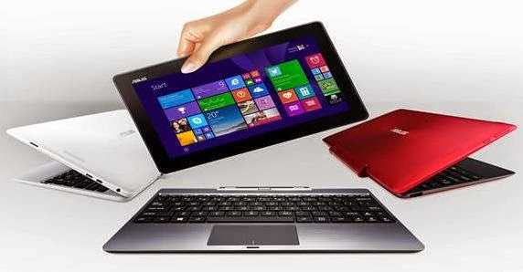 ASUS Philippines Announced The All New Transformer Book T100 With New Intel Processor