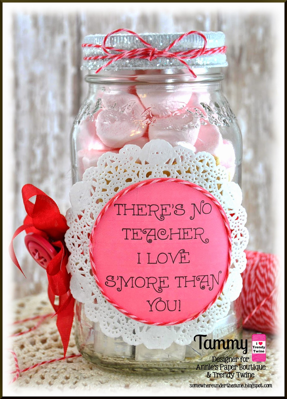 Twine It Up! by Annie\'s Paper Boutique : There\'s No Teacher I Love ...