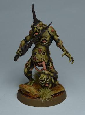 Nurgle Plaguebearer
