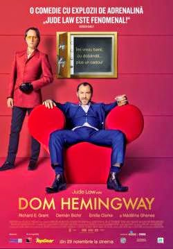 Siêu Trộm Huyền Thoại - Dom Hemingway