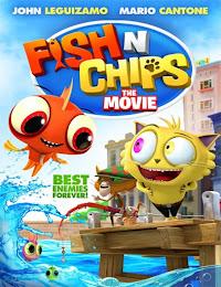 Fish N Chips: The Movie (2013) [Latino]