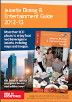 Jakarta Dining & Entertainment Guide Book 2012 - 2013, 2nd Edition