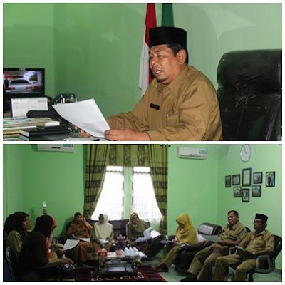 Kemenag Kota Tanjungbalai Adakan Rapat Persiapan Wisata Ke Sabang Banda Aceh