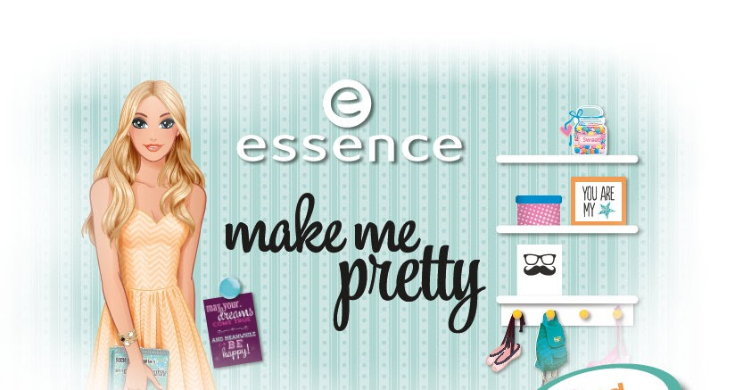 Essence make me pretty trend edition preview loevens for Nu trend cleaners