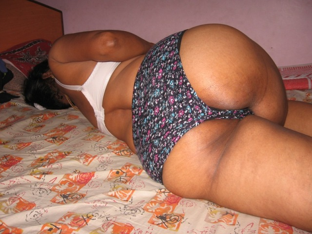 Ass south indian aunty big