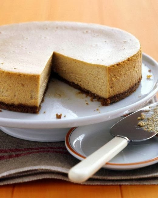 Pumpkin Cheesecake | Cook'n is Fun - Food Recipes, Dessert, & Dinner ...