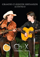 DVD Chitãozinho e Xororó - Grandes Clássicos Sertanejo Acústico