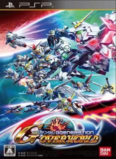 SD Gundam G Generation Overworld [JPN]