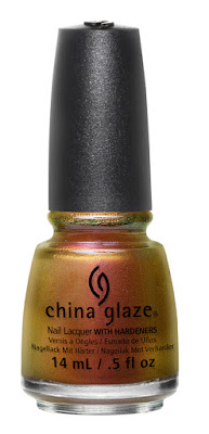 China Glaze The Great Outdoors: Cabin Fever