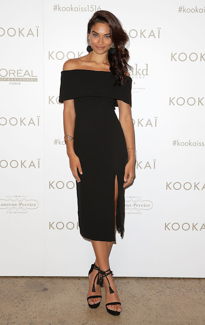 Fashion Model @ Shanina Shaik - KOOKAI Spring/Summer 2016 runway show in Sydney