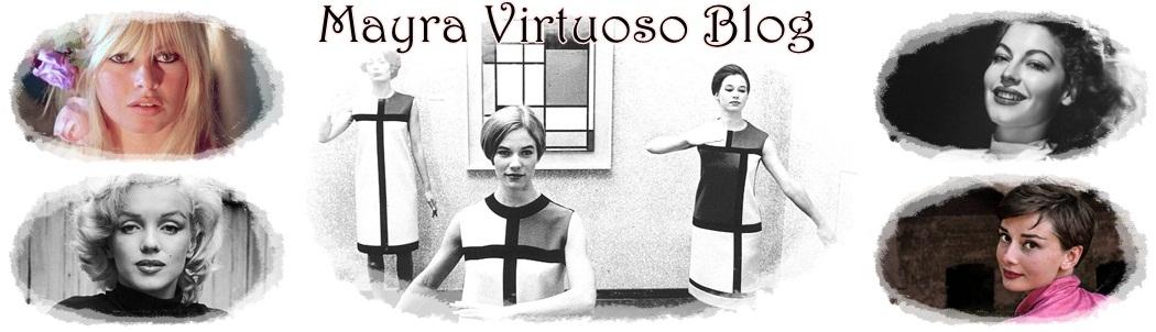 Mayra Virtuoso - Moda, Estilo, Beleza e Arte