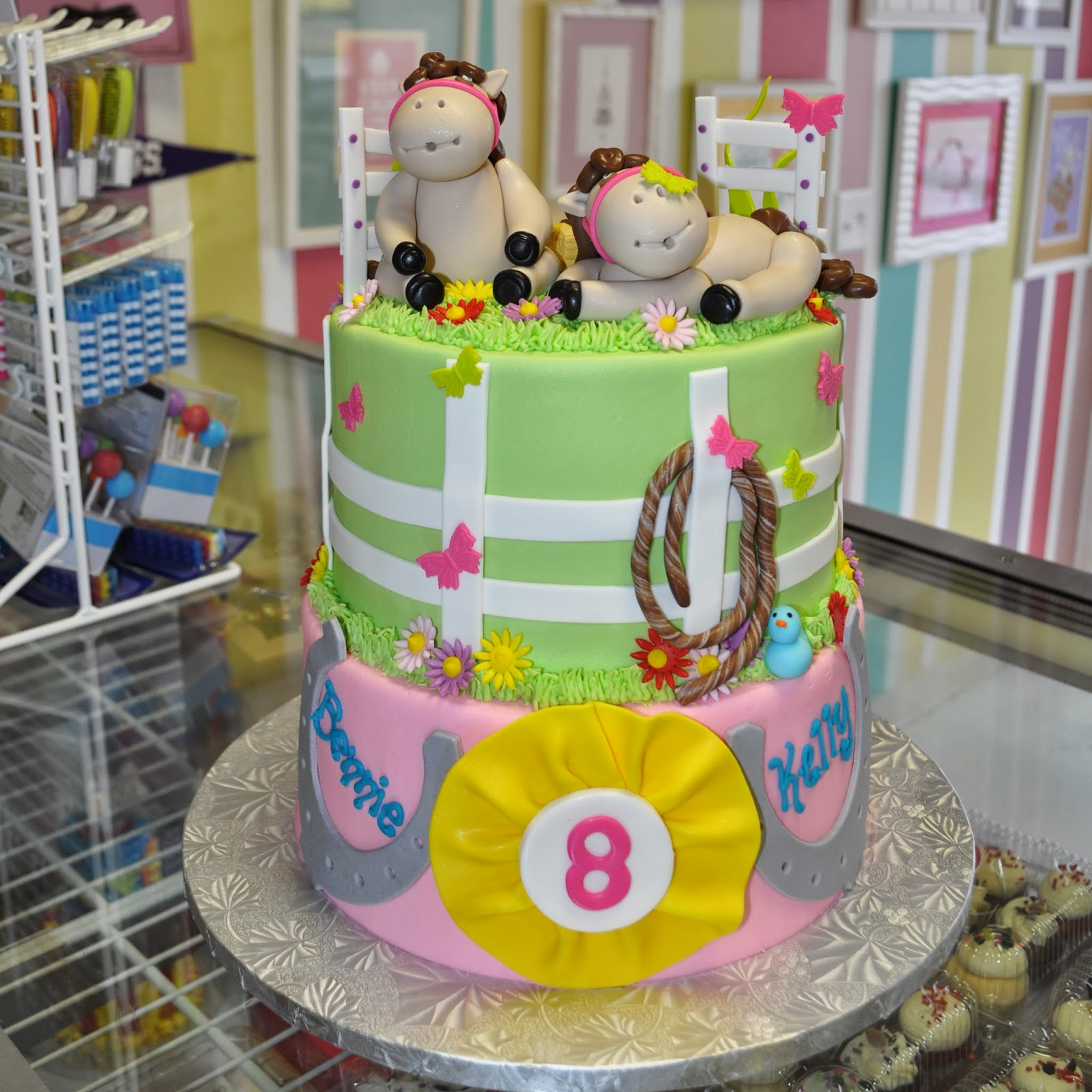 Owner And Cake Artist : Leah s Sweet Treats: Custom Cakes, Sprinkle Cakes, Wedding ...