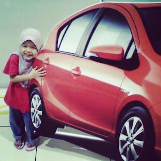 Toyota Prius Kereta Idaman - Go Green!