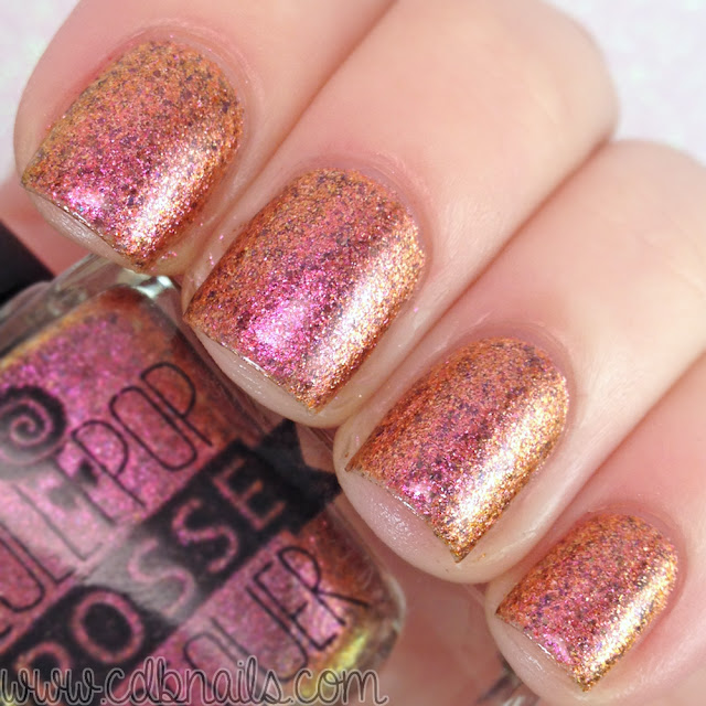 Lollipop Posse Lacquer-You Almost Unearthly Thing