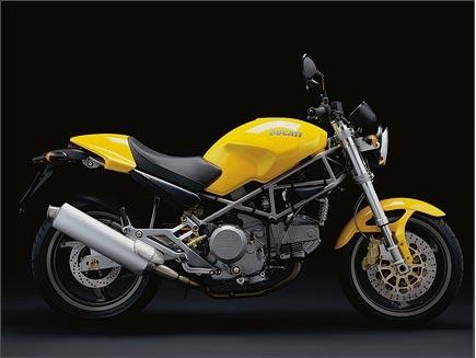 Ducati Monster  Service Manual