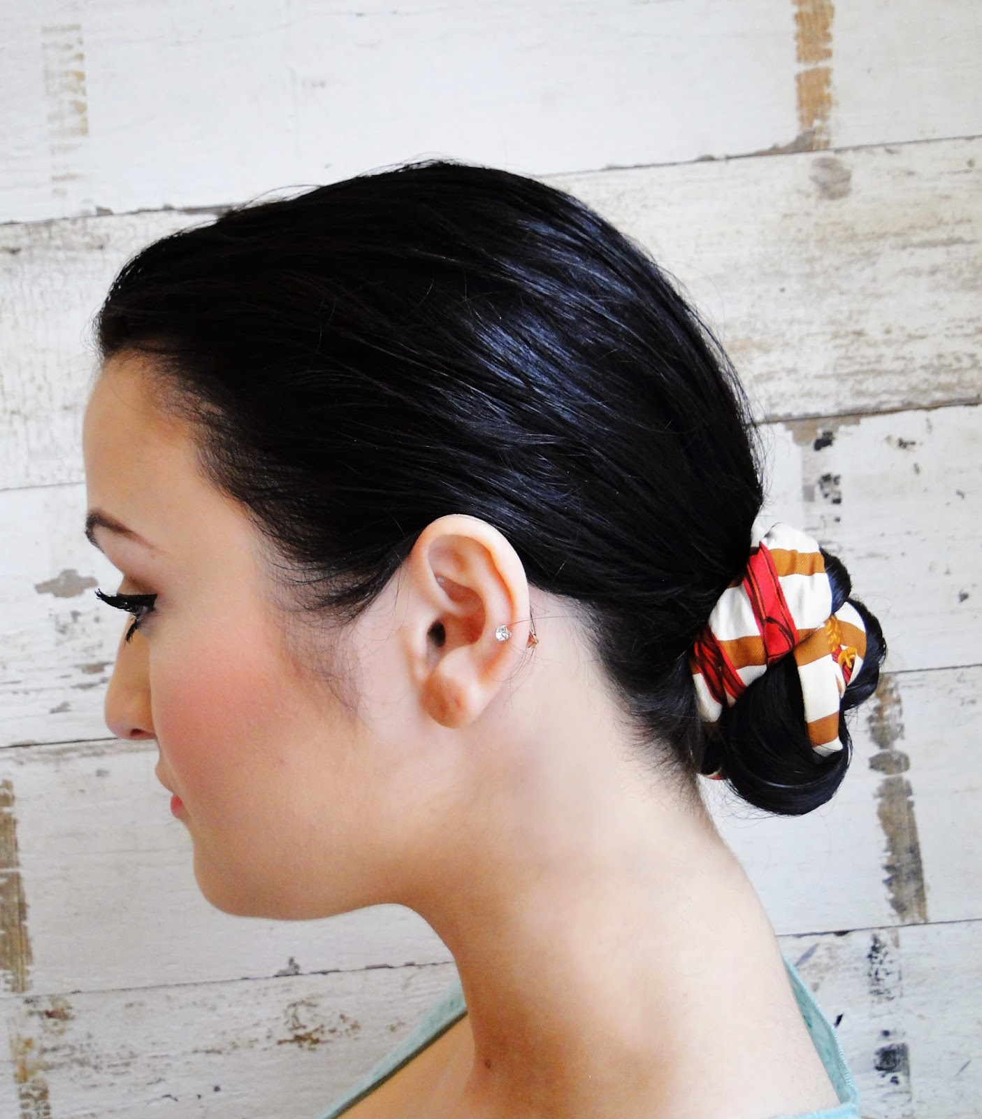 pretty little girl hairstyles : ... girl musings: hair therapy {how-to}: easy pool-to-party hairstyles