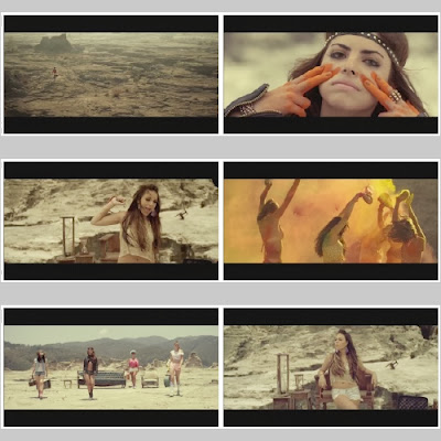 Danna Paola - Aguita (2013) HD 720p Free Download