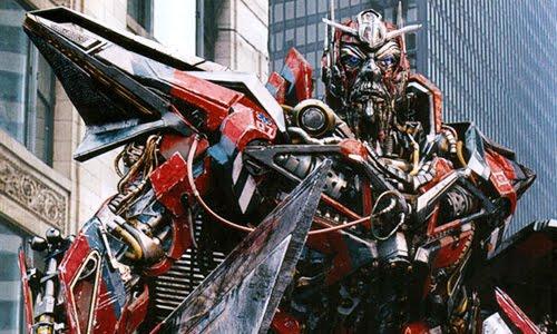 transformers 3 sentinel prime