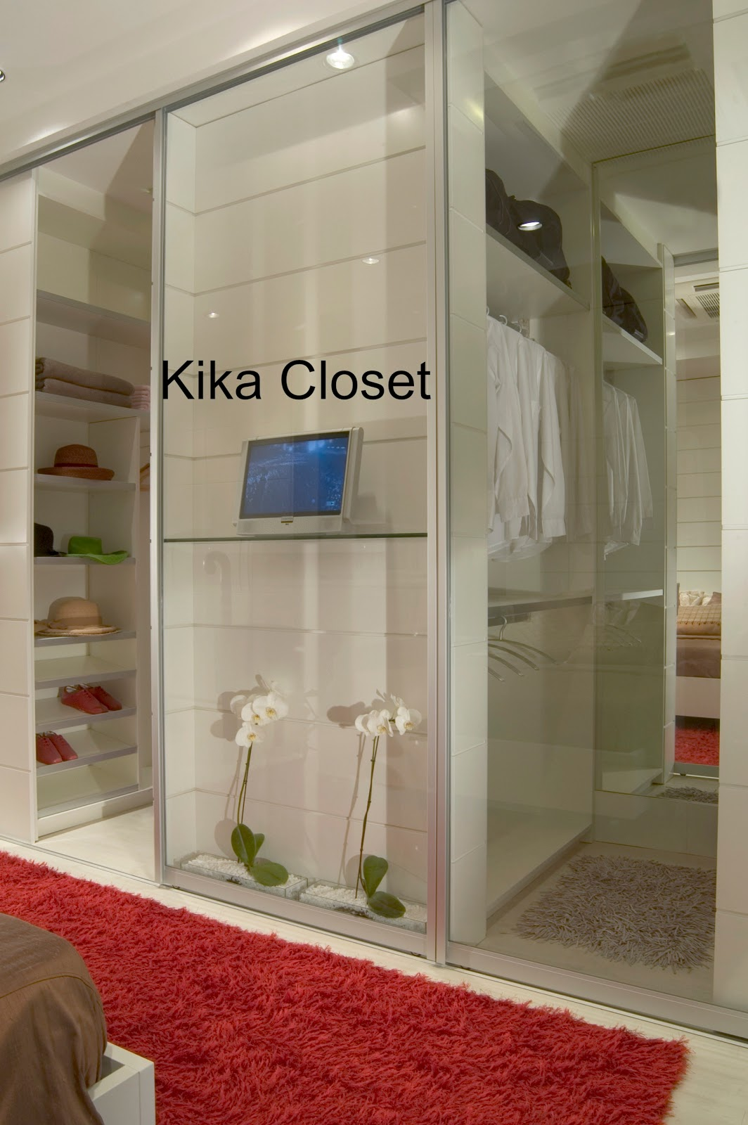 Uma ótima ideia para o seu quarto !!! #9E312D 1064 1600