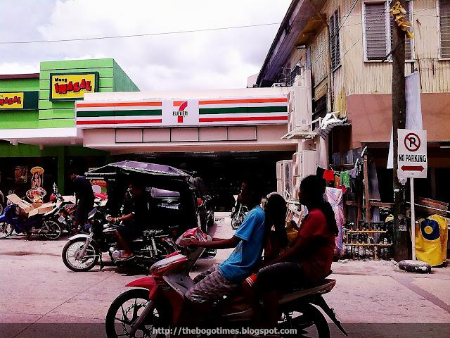 7 Eleven Bogo City Cebu