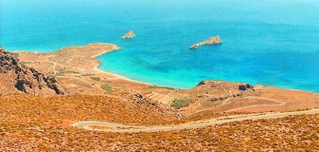 Άγνωστη Κρήτη: Το παλάτι της Ζάκρου, ο Κουστό και η χαμένη Ατλαντίδα