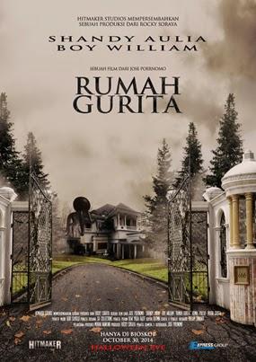 Film Rumah Gurita 2014 di Bioskop