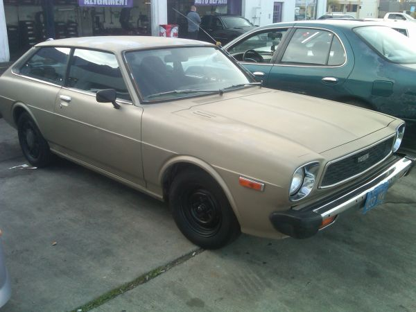 Daily Turismo 5k 1977 Toyota Corolla Liftback Shooting Brake