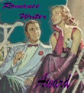 Romance Writer Award