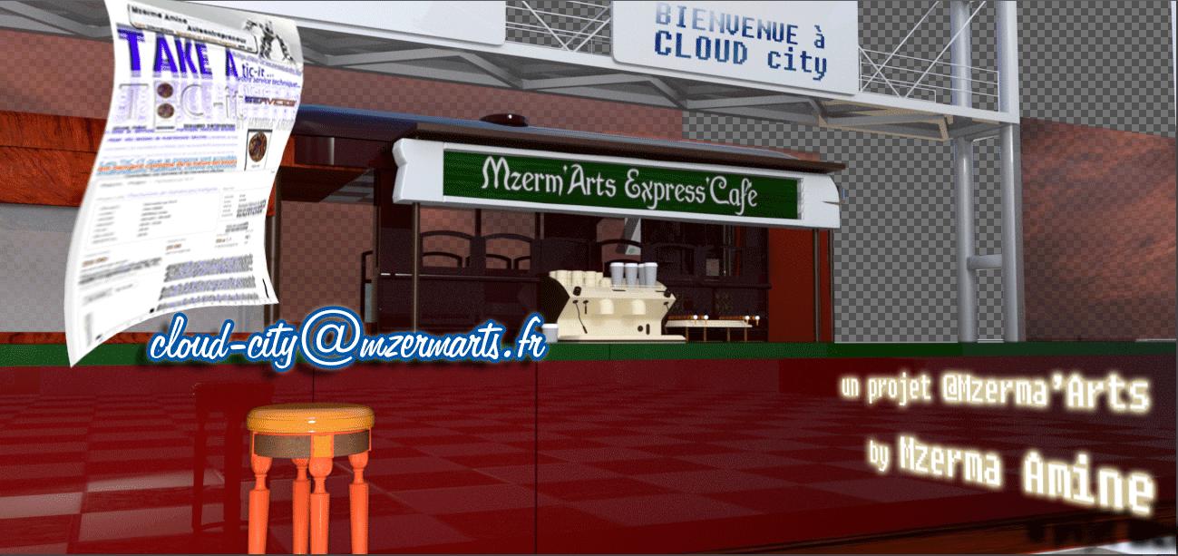Mzerm'Arts - 3D Concept Blog