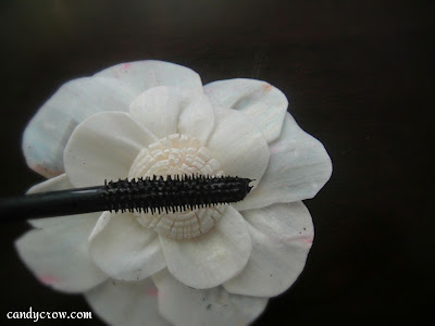 LA Splash Glitter Mascara review