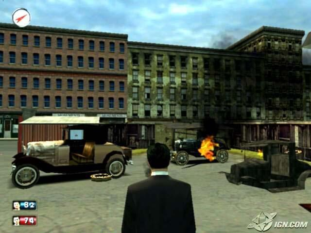Mafia 1: The City of Lost Heaven PC Full Español