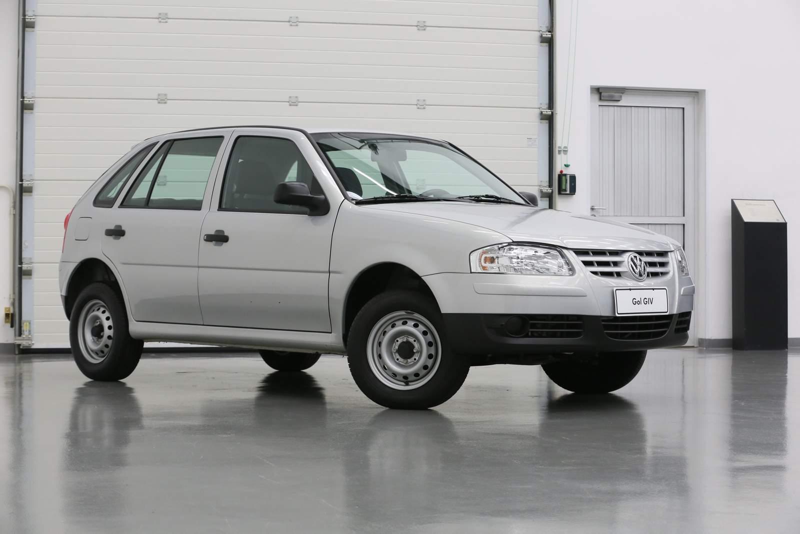 VW Gol G4