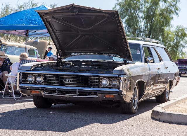 1969 Chevrolet Impala SS wagon