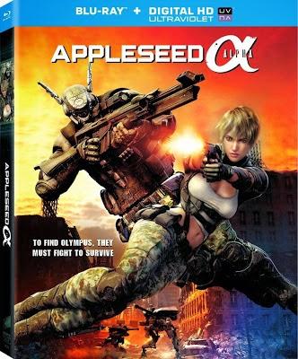 Appleseed Alpha (2014) 720p BDRip Dual Espa�ol Latino-Ingl�s