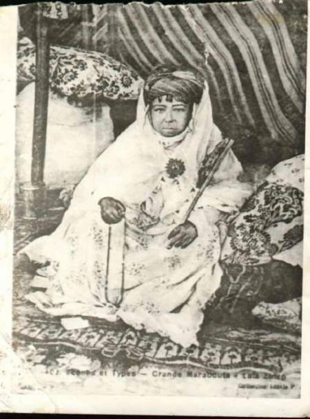 Lalla Zineb, l'insoumise - A la tête d'une grande Zaouïa en 1897 dans ALGERIE HISTOIRE SOCIETE zineb
