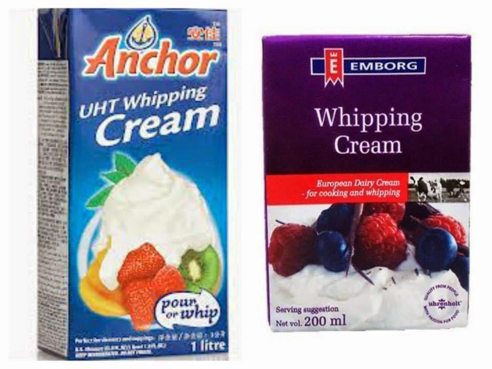 Cara Membuat Whipped Cream Dairy | info lengkap whipping