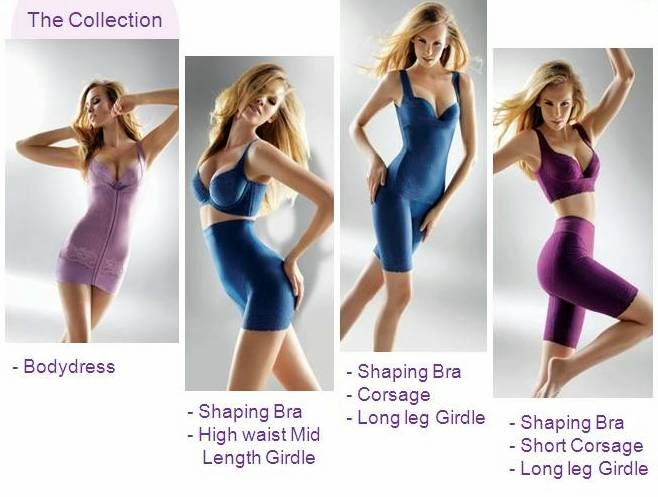 triumph, Ultimate Shape Sensation by Triumph, shapewear, slimming suit, shape sensation, ysioa body shape, ladies girdle, shaping bra