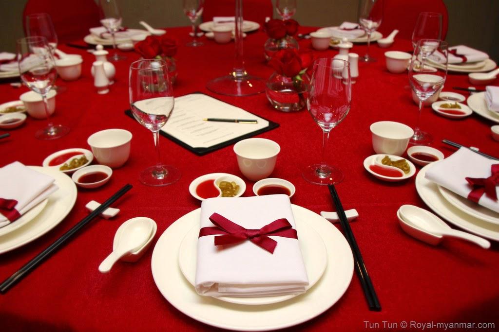 Wedding table setting (VIP table) & Tun Tun\u0027s Photo Diary: Wedding table setting (VIP table)
