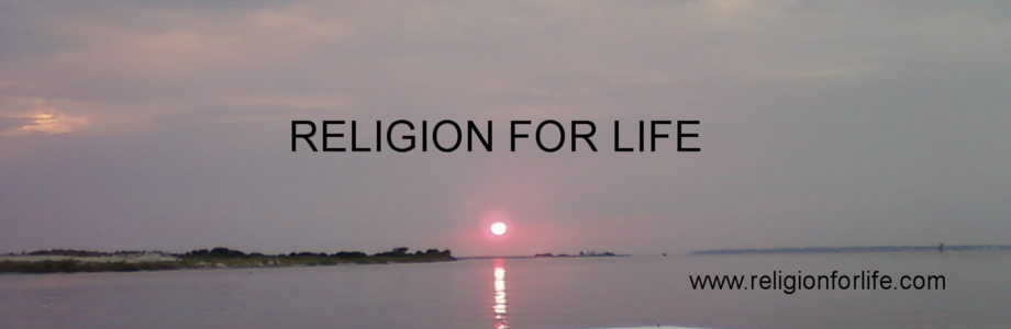 I Host a Weekly Radio Show and Podcast Called Religion For Life.