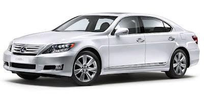 harga mobil lexus terbaru