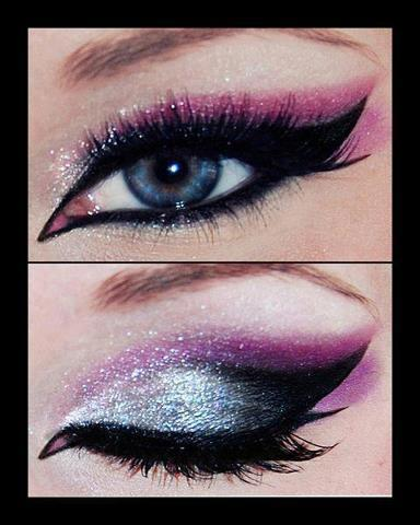 How To Do Apply Eye Makeup Tips Best Smoky Black Eye