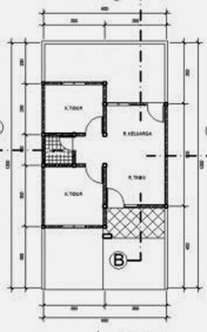 Desain Rumah Minimalis Type 36 Tahun 2014