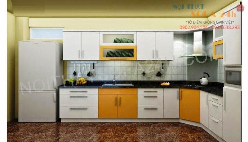 Tủ bếp TB059